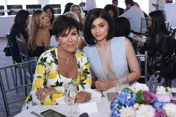 Kylie Jenner gifts mom Kris with $250K 488 Ferrari for birthday