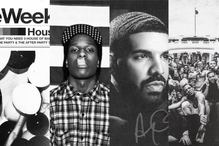 The past decade of rap, ranked