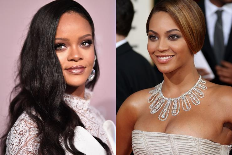 "Rihanna & Beyonce Rank In ""Forbes' Highest-Paid Women In ..."