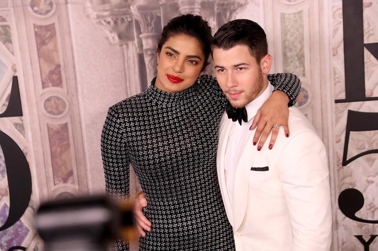 Priyanka Chopra and Nick Jonas marry in India's 'wedding of year'