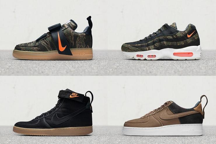 Carhartt WIP x Nike Sneaker Collection Drops Today  Purchase Links 6ca94610a