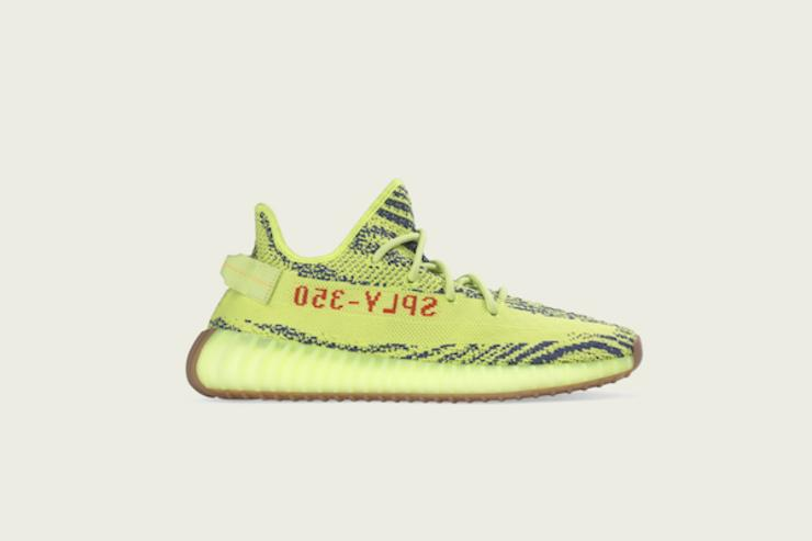 "Adidas   Kanye West Announce Yeezy Boost 350 V2 ""Semi Frozen Yellow"" Restock 8ec925df6"