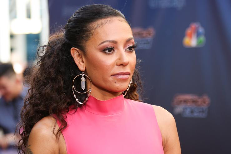 'America's Got Talent' Judge Mel B Hospitalized With Multiple Injuries