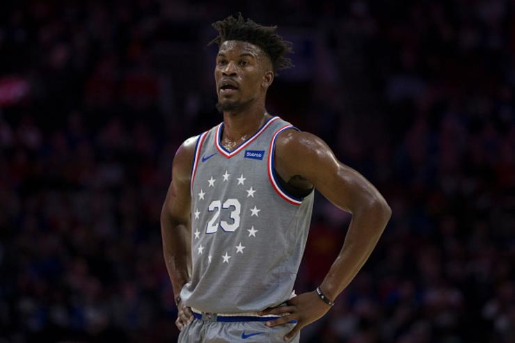 Jimmy Butler discusses heated Timberwolves practice