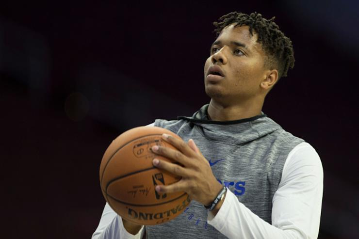 The Sixers Have Reportedly Turned Down 'Multiple Trade Offers' For Markelle Fultz