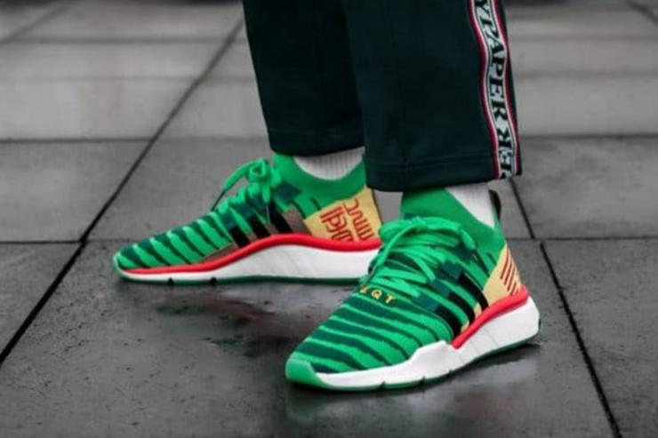 Dragon Ball Z x Adidas Shenron Sneakers Coming Soon  New Images 7fa4ea8c9