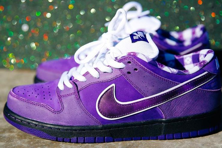 "Concepts x Nike SB Dunk Low ""Purple Lobster""  Purchase Links 9b4baea59"