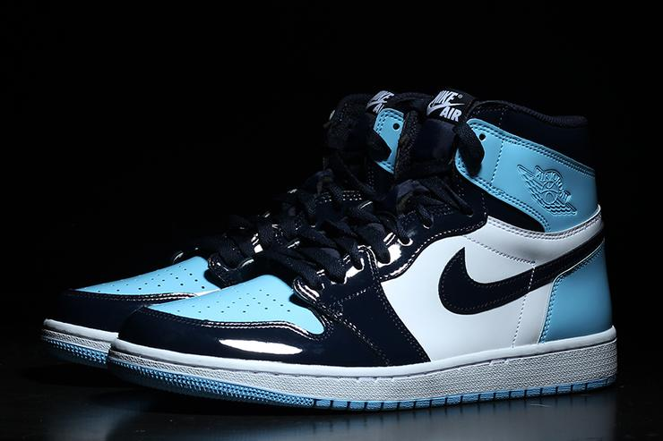 "Air Jordan 1 ""UNC Patent Leather"" Gets February Release Date  New Images 489c01d6e"