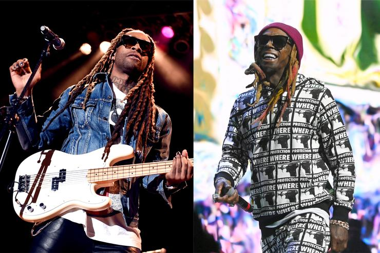 Ty dolla and lil wayne scared of the dark collab