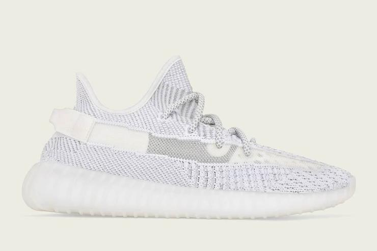 """Adidas Yeezy Boost 350 V2 """"Static"""" Release Details Announced 2036e06d6"""