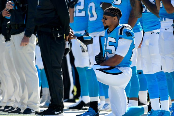 Panthers Safety Eric Reid Drug-Tested For 7th Time In 11 Weeks