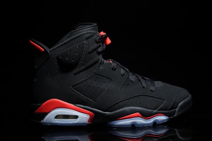 "Air Jordan 6 ""Black Infrared"" Releasing Again During All-Star Weekend ccaf36214b"