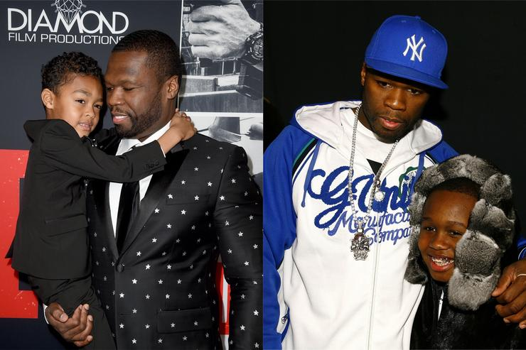 50 Cent's Most Savage Moments Towards His
