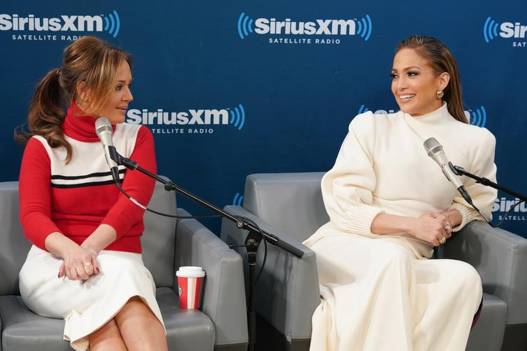 Jennifer Lopez and Leah Remini Visit James Corden for Hilarious Interview