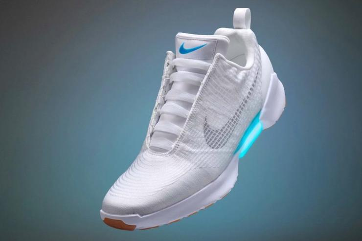 Nike Releasing Self-Lacing HyperAdapt Basketball Sneaker In 2019