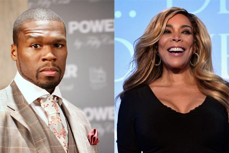 50 Cent Vs Wendy Williams: A Brief History Of Bullies Duking