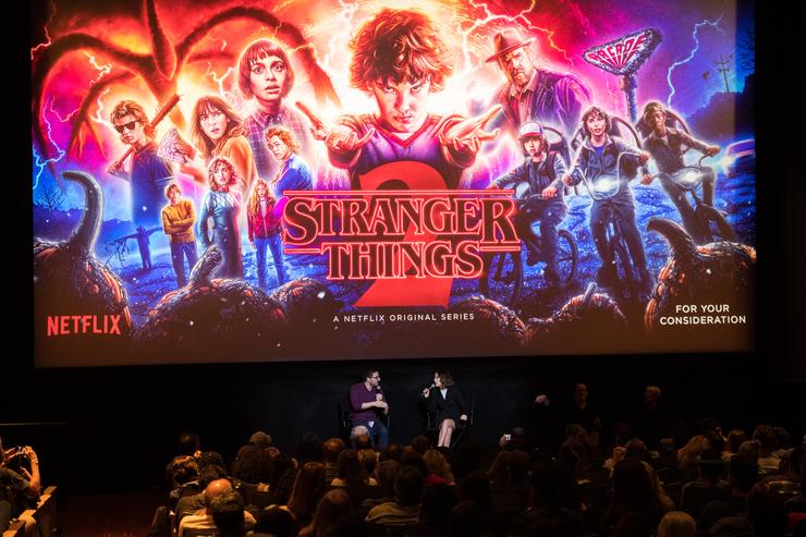 The new season of Netflix's 'Stranger Things' will drop July 4