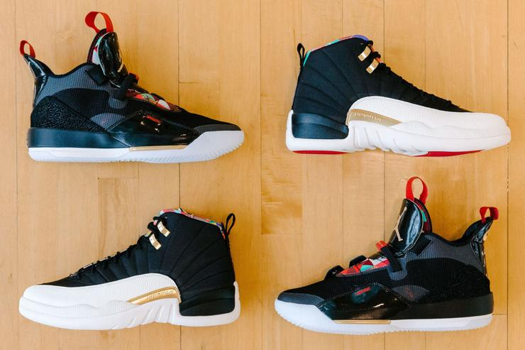 b2fd1192d4ee4a Jordan Brand s 2019 Chinese New Year Collection  Release Date Announced