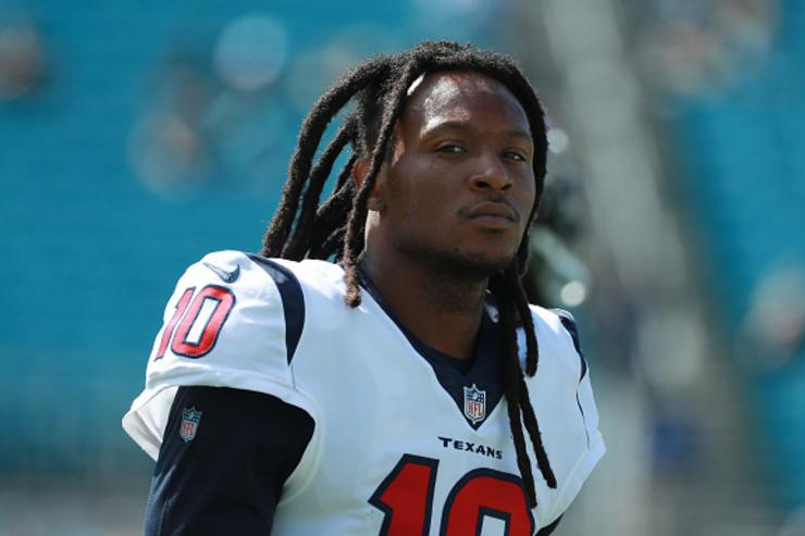 DeAndre Hopkins Donating NFL Playoff Check to Murdered Houston Girl's Family