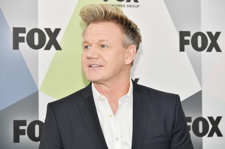 Gordon Ramsay slammed for 'very uncomfortable' interview with Sofia Vergara