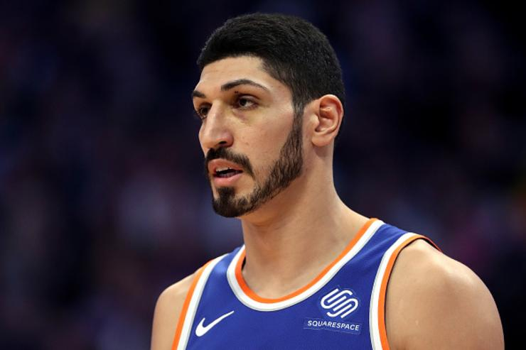 Knicks and Kings reportedly talking Enes Kanter-Zach Randolph trade