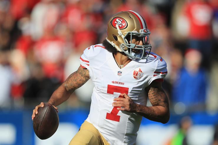 95% of Surveyed Players Believe Kaepernick Should Be Back in the NFL