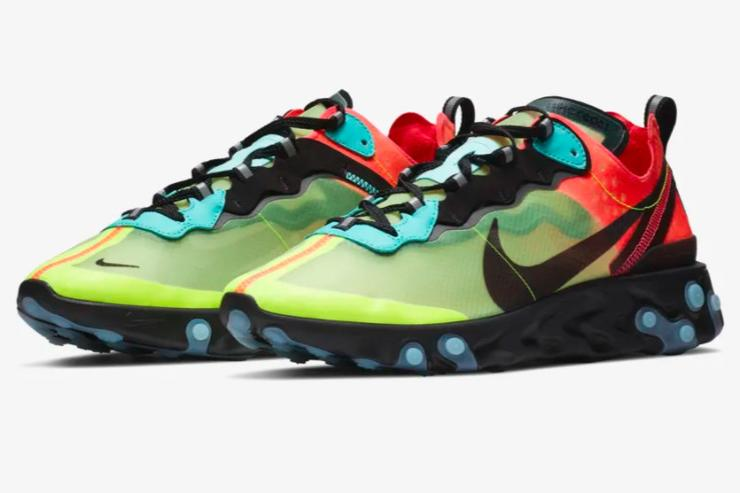 Hyper Fusion Epic React Element 87