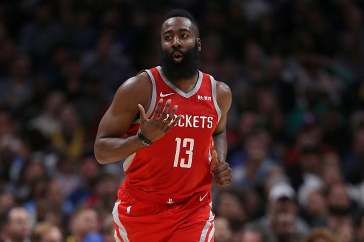 James Harden sets dubious 3-point record in loss to Magic