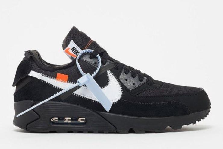 Off-White x Nike Air Max 90 Release Date Changed  Details b59a947ef
