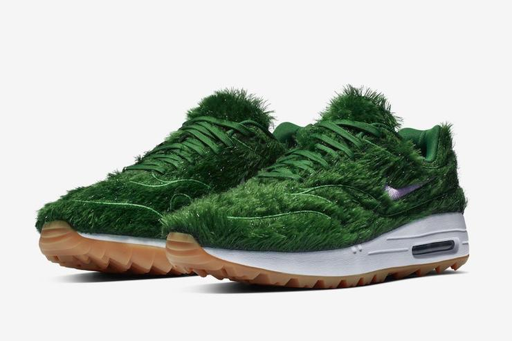 Nike to Release 'Green Grass' Sneaker Inspired by Golf Courses