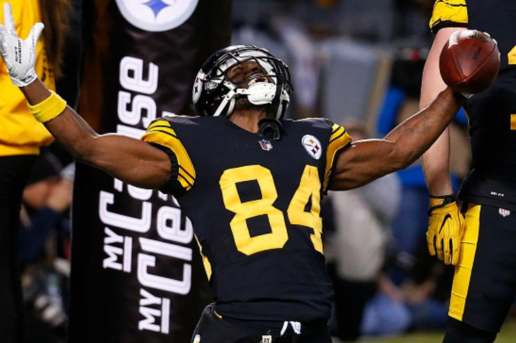 Steelers WR Antonio Brown promises interview coming soon