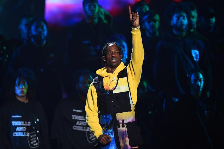 Travis Scott agreed to perform at SB after National Football League made charitable donation