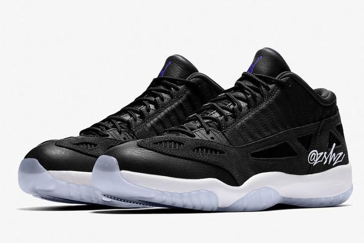 "Air Jordan 11 Low IE ""Space Jam"" On Tap For 2019 a5cfc6bb9"