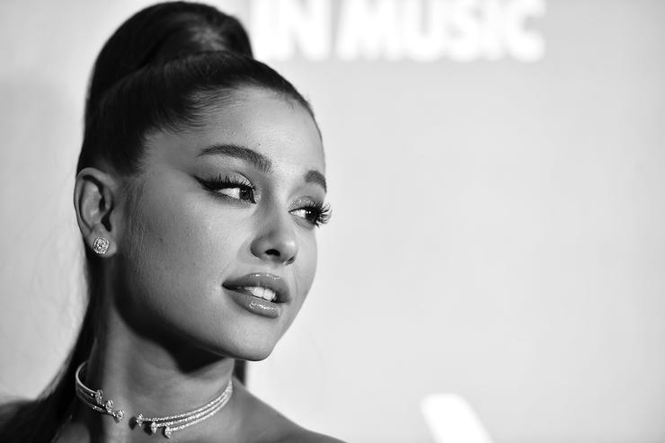 Ariana Grande accused of plagiarism