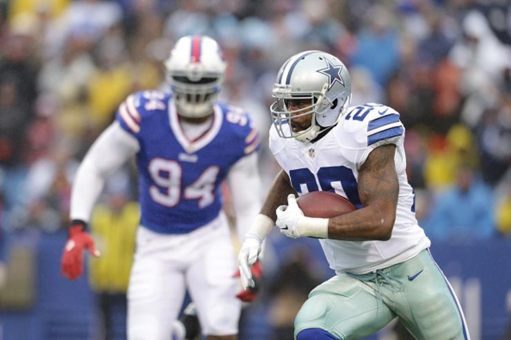 Ex-Dallas Cowboys RB Darren McFadden Arrested For Drunk Driving at Whataburger