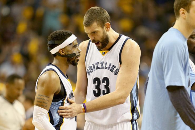 Grizzlies To Weigh Trade Offers For Marc Gasol, Mike Conley