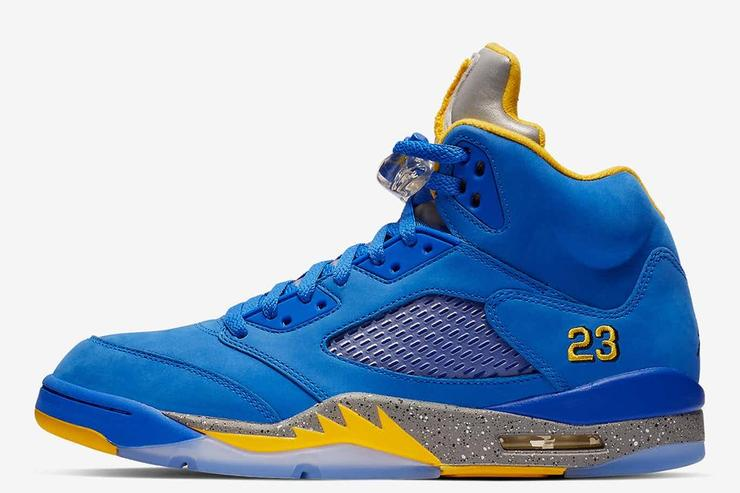 Air Jordan 5 Laney Release Date Delayed  New Details cc7922c01