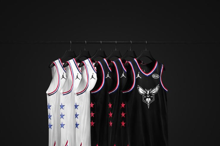 All Star uniforms