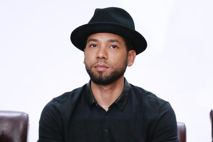 Empire's Jussie Smollett brutally attacked in a race-related assault