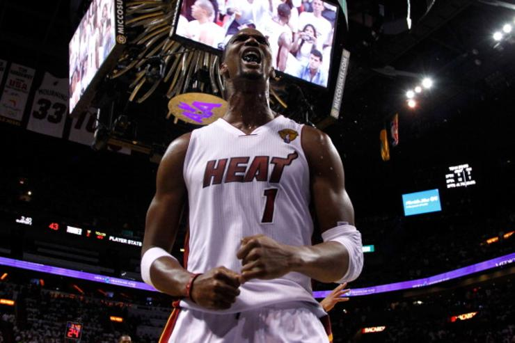 Miami Heat Announce Plans to Retire Chris Bosh's Jersey in March Ceremony
