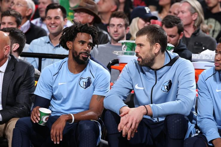 Grizzlies manager Chris Wallace explains team's moves after Gasol