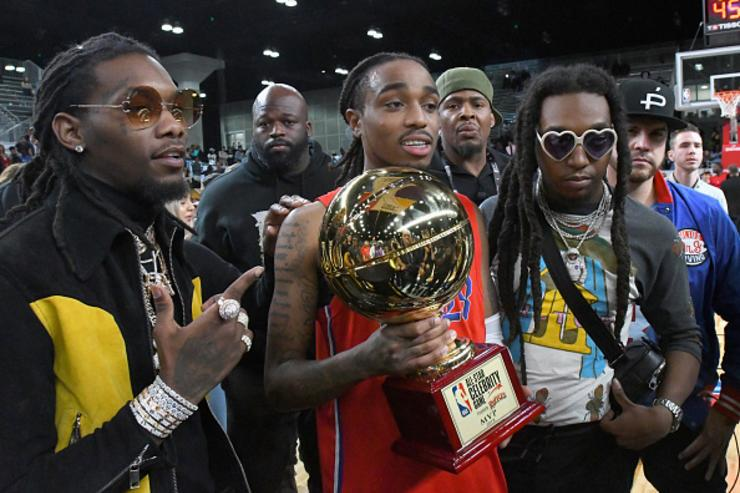 Quavo, Amanda Seales and More to Play in NBA All-Star Celebrity Game