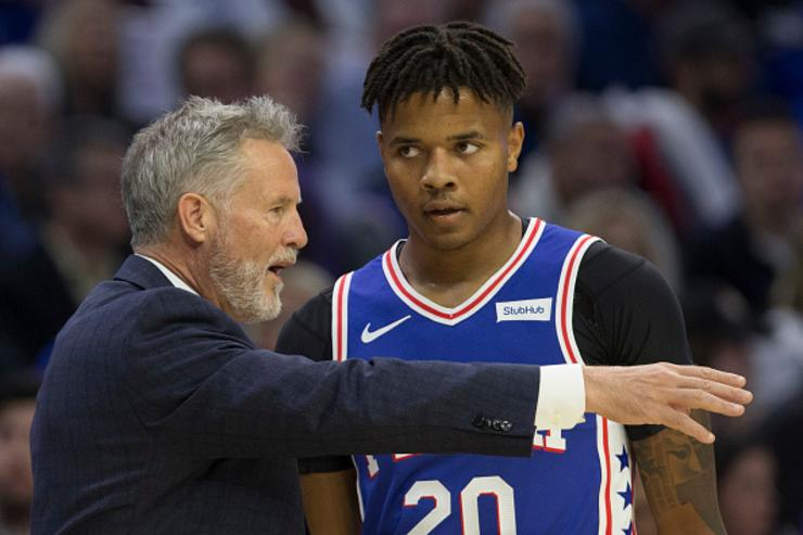 Philadelphia 76ers trade former top pick Markelle Fultz