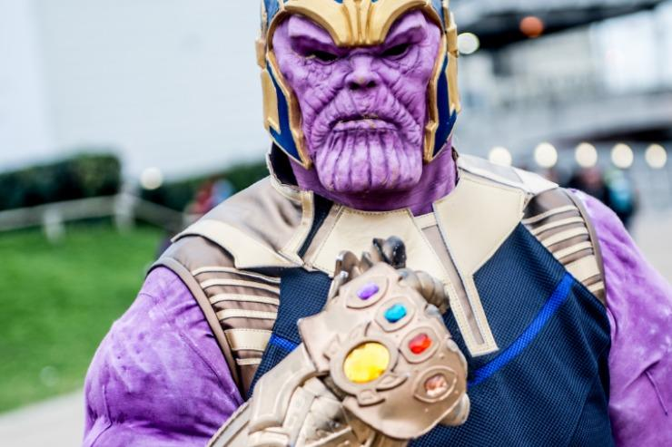 Avengers: Endgame: New Look At Team Revealed