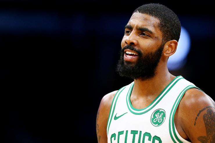 Danny Ainge Uses Great Analogy To Explain Kyrie Irving's Celtics Status