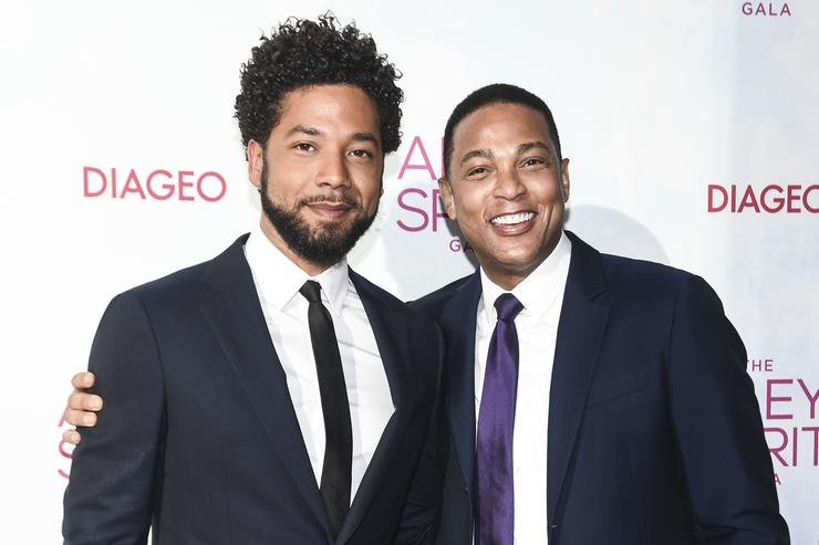 Unidentified Man Claims Jussie Smollett is Lying About Attack