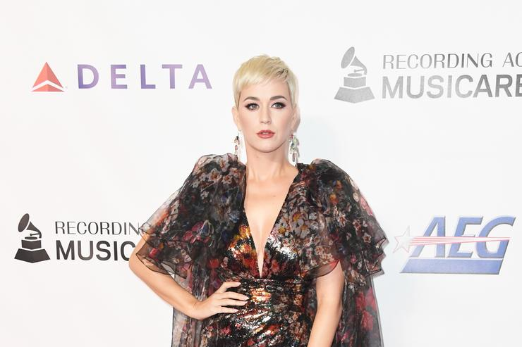 Katy Perry's shoe label accused of 'blackface'