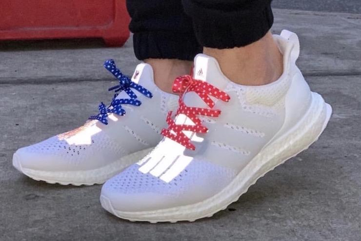 online store d97fc 31875 Undefeated x Adidas UltraBoost Collab Releasing This Year On-Foot Images