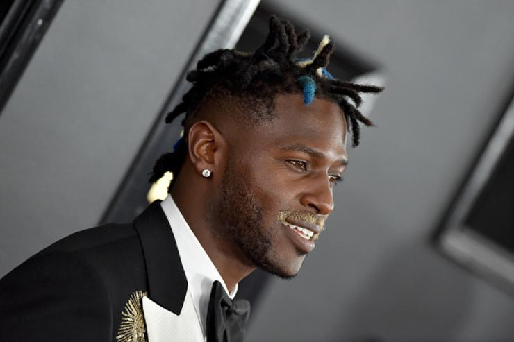 Steelers WR Antonio Brown no-show for court date on reckless driving