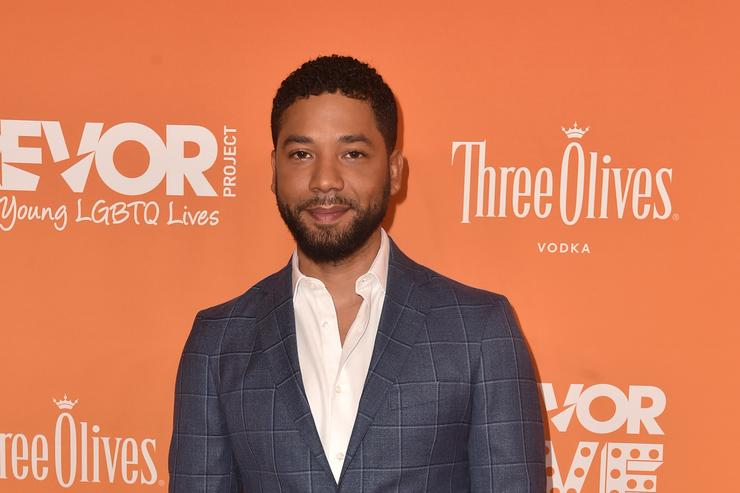 Police deny 'Empire' star Jussie Smollett was questioned for allegedly staging attack